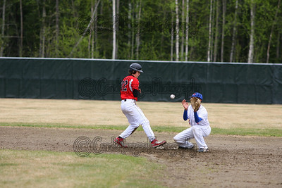May 22 2008 Eielson vs North Pole
