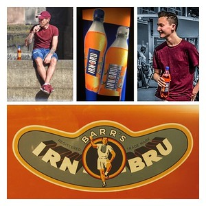 Irn Bru - Scotland's Other National Drink