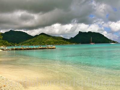 Tahitian Water