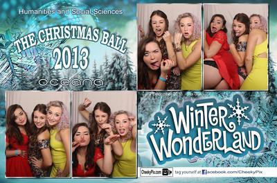 20131202 - Humanities Christmas Ball 2013