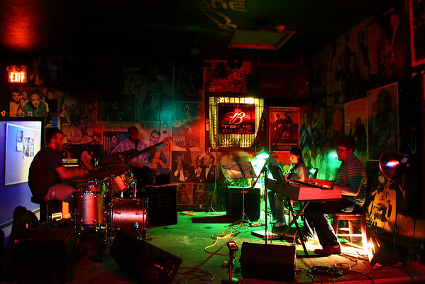 2012_07_02 Jazz Jam at The Verve