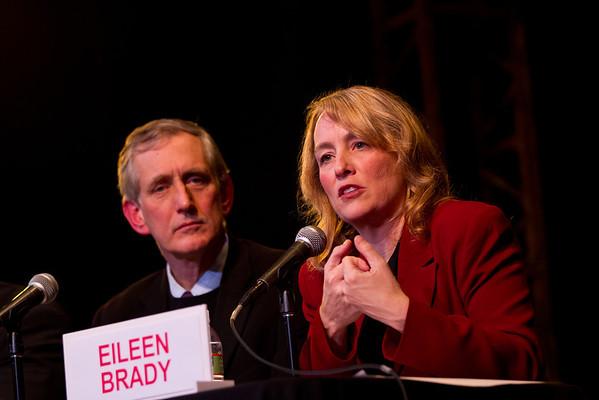 Eileen Brady Debate@NWCT