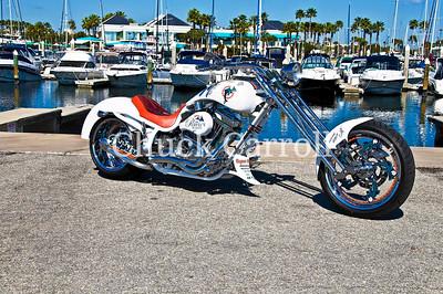 Daytona Bike Week - Friday March 6,  2009