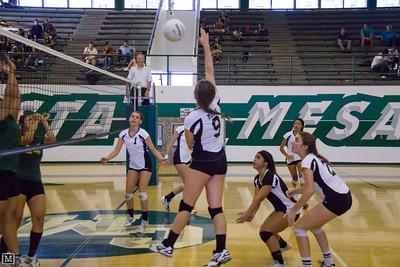 10-02-12 Volleyball vs Saddleback