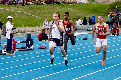 Track & Field vs. Exeter, St. Paul's and Governor's