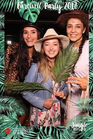 IUM FAREWELL Jungle Party