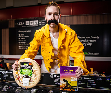 4/3/19 - Asda launches pizza promotion for DVD release of Bohemian Rhapsody