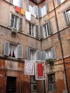 Positano and Roma