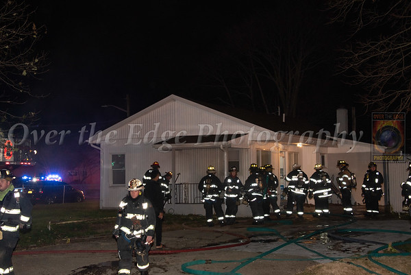 North Amityville House Fire 11/19/2020