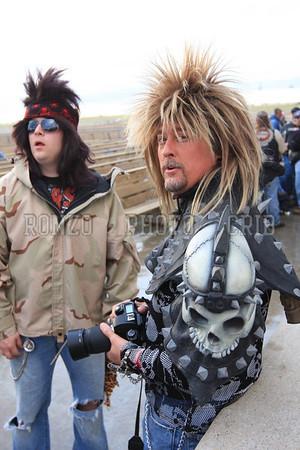 Bikelahoma Fans 2009