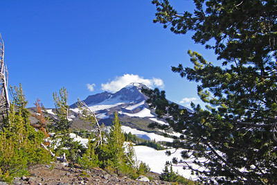 Three Sisters Wilderness Backpacking and Photography Tour