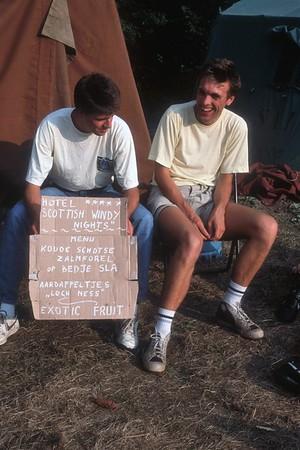 1988-1989 - Kamp - KNA - Mirwart