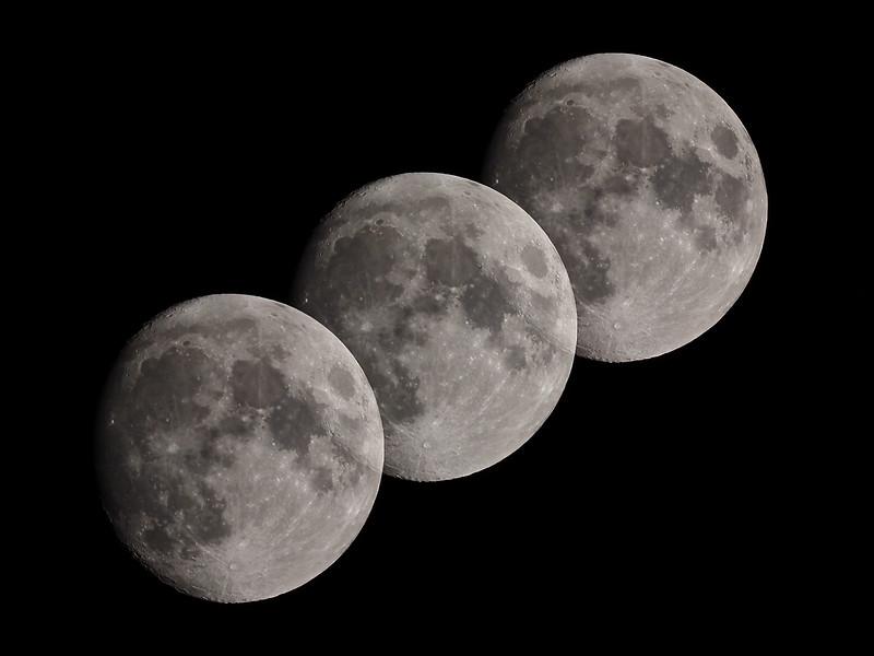Triple moon 27th Nov 2020