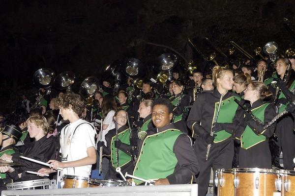 2004-10-15: Senior & 8th Grade Night