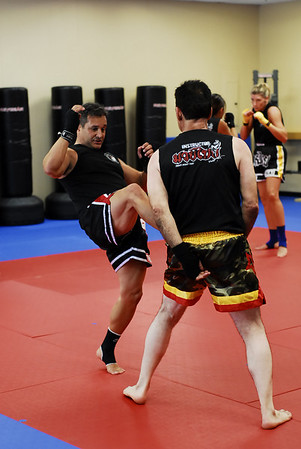 Muay Thai Instructor Certification Level II 7/24/2010