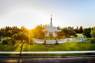 Fresno LDS Temple