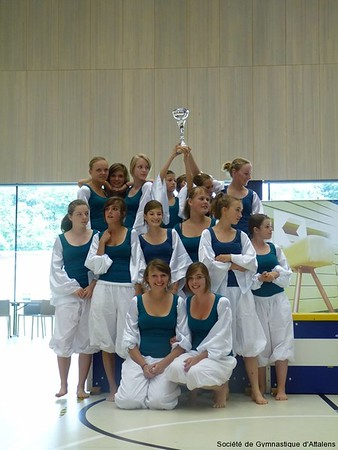 Championnat cantonal 2011 - Attalens