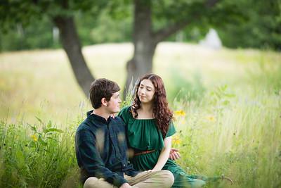 Engagement: Sumaya & Alex