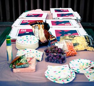 Simone First Birthday Party