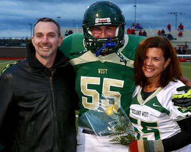 Zeeland West Football Parents Night
