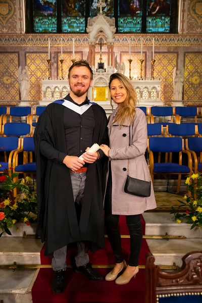 01/11/2019. Waterford Institute of Technology (WIT) Conferring Ceremonies. Pictured is Pewel Gorski. Picture: Patrick Browne
