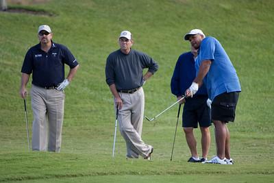 2009 Golf Tournament Swingers