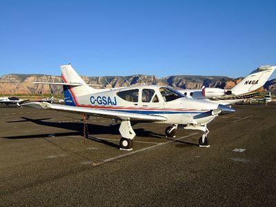 C-GSAJ  112TCA - Steve Banszky