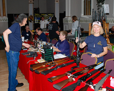SAMARITAN CHARITIES GUN SHOW