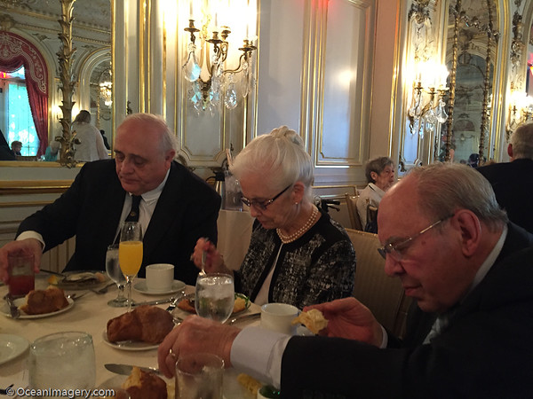 20160508 Washington, DC. - Mother's Day at The Cosmos Club