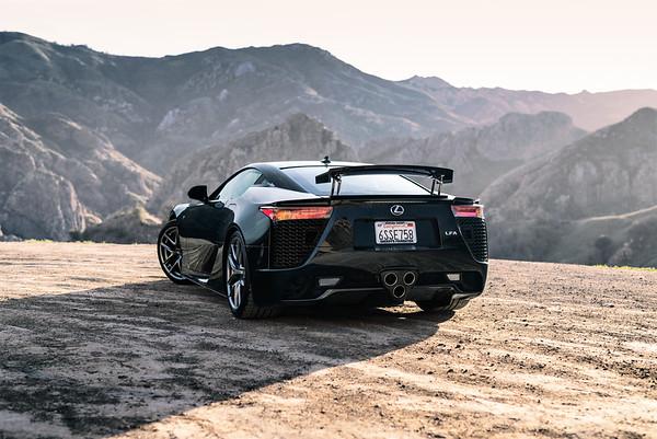 Lexus LFA #139