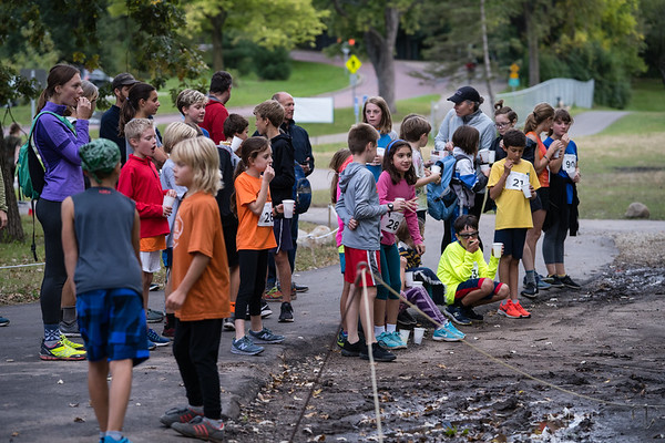 2018-09-27 Trail Kids Adventure Run #2
