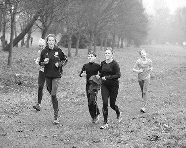 Eastleigh parkrun #337 - 10/12/16