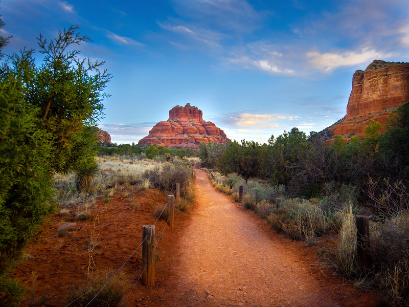 Bell Rock sunrise