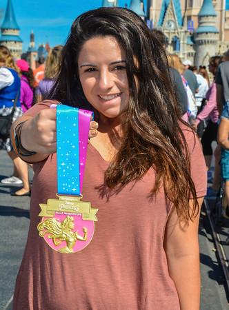 2019 Disney 1/2 Marathon