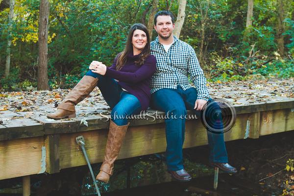 Melissa and Tim