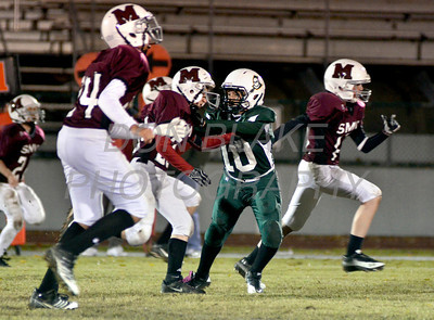Fatima/St. Mary Mag V Football
