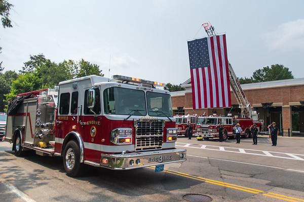 Captain Michael Harman Funeral Services