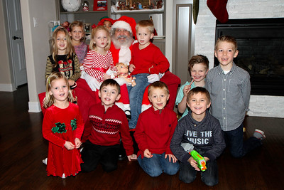 2014 Colgan Christmas Santa Party