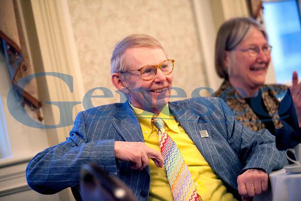 Bill Cook Retirement Dinner - April 2012