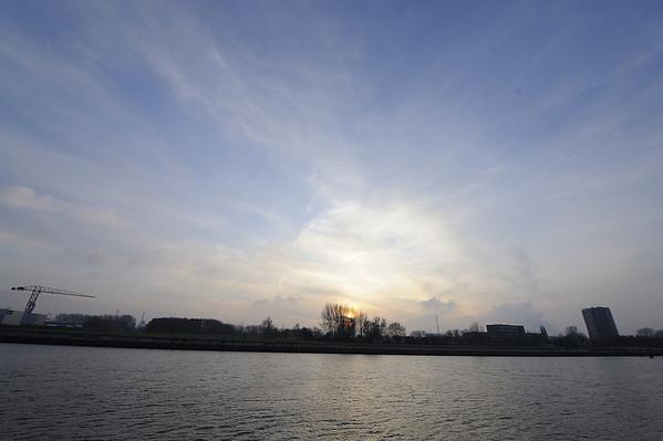 Harbor Rotterdam