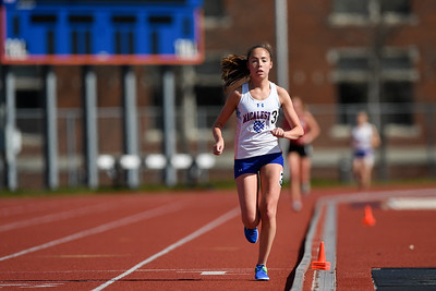 2017 4 29 Macalester Women Track at Janis Rider Invitational