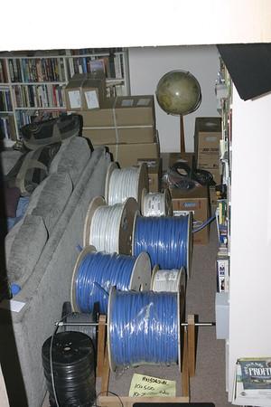 Communication Backbone Wiring