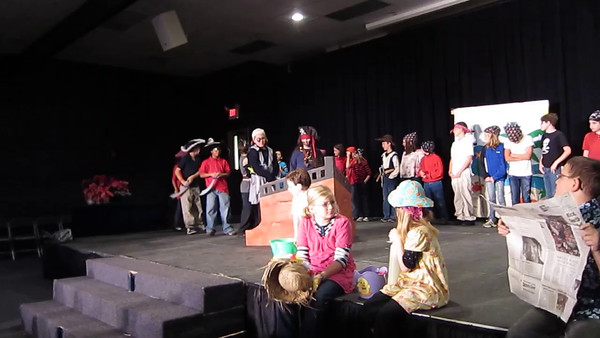 Adan Pirate Play (2010)