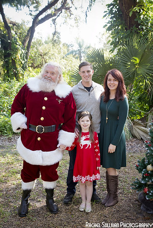 Santa 2019: Kyle, Kaitlyn, and Renee!
