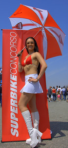 Superbike Concorso Round One - Fontana, California