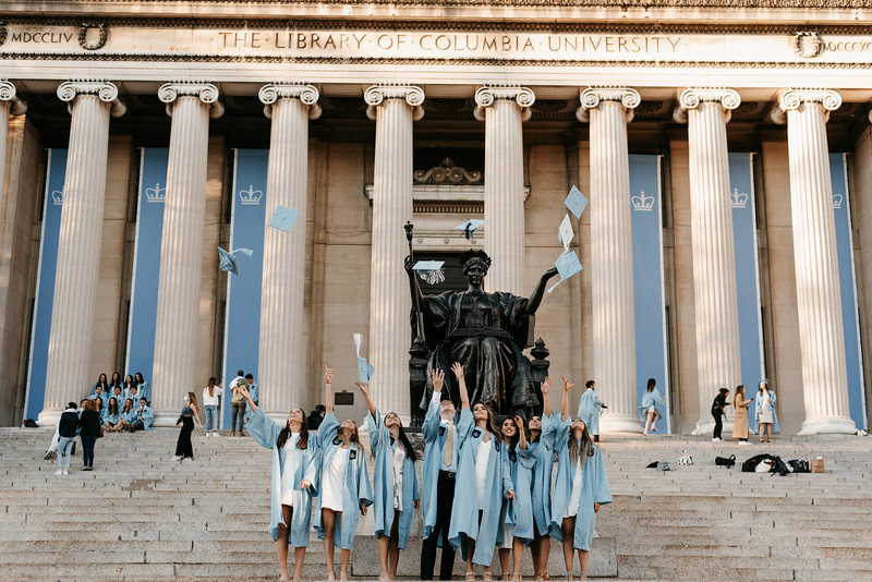 Columbia University - Dominique