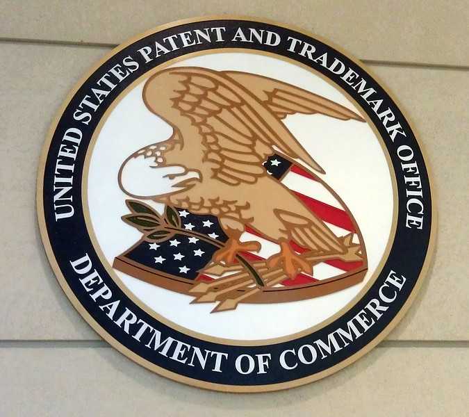 The race was based out of the atrium of the U.S. Patent and Trademark Office