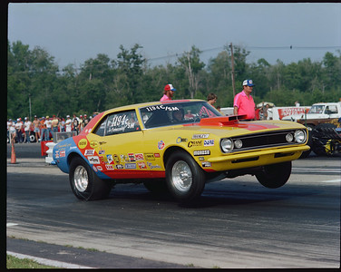 1982-1983 Englishtown Summernationals - Sportsman
