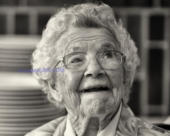 Sybil Luoma's 90th