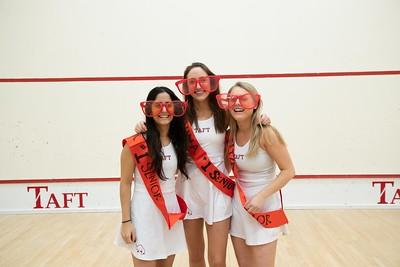 2/20/19: Girls' Varsity Squash